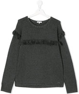 Chloé Kids fringed jumper