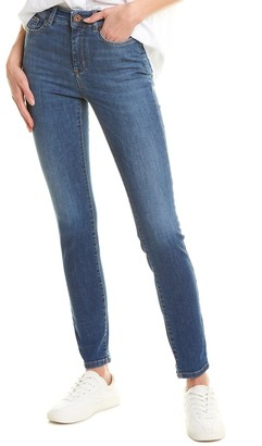 Max Mara Medium Wash Skinny Leg Jean