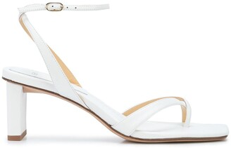 Alexandre Birman Nelly Square 50 sandals