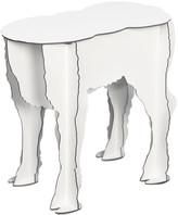 Ibride Mobilier De Compagnie - Lamb Stool - Scotty - White