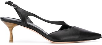 AGL Pointed Slingback Pumps