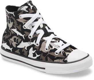 Converse Chuck Taylor(R) All Star(R) Shark High Top Sneaker
