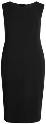 Marina Rinaldi Midi Shift Dress
