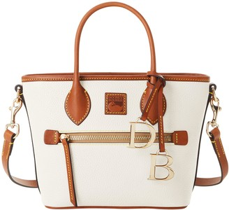 Dooney & Bourke Pebble Grain Small Handle Tote