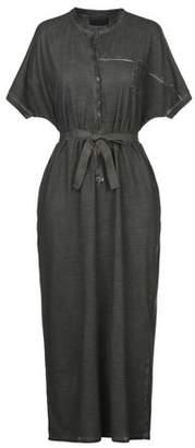 Humanoid 3/4 length dress
