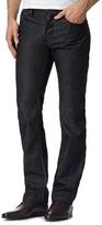 Jeff Banks Dark Blue Straight Fit Jeans