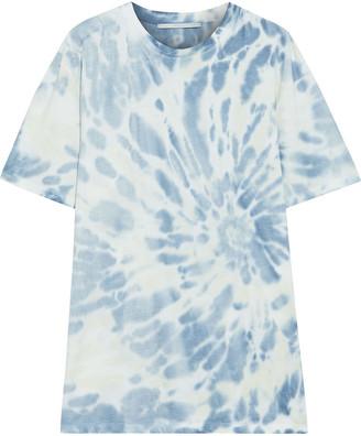 Stella McCartney Tie-dyed Cotton-jersey T-shirt