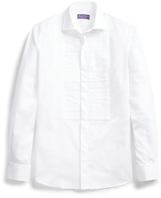 Ralph Lauren French Cuff Tuxedo Shirt