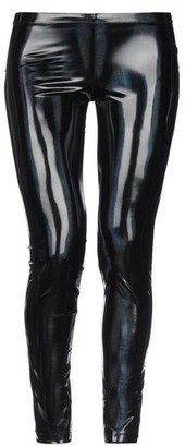 Black Coral Leggings