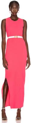 Helmut Lang Tank Dress in Neon Pink | FWRD