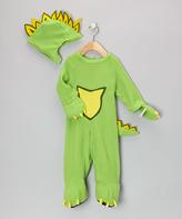 Rubie's Costume Co Dark Green Dragon Dress-Up Set - Infant