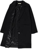 Sessun Wool Jean Maxi Coat