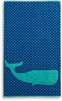 Bed Bath & Beyond Whale Jacquard Beach Towel