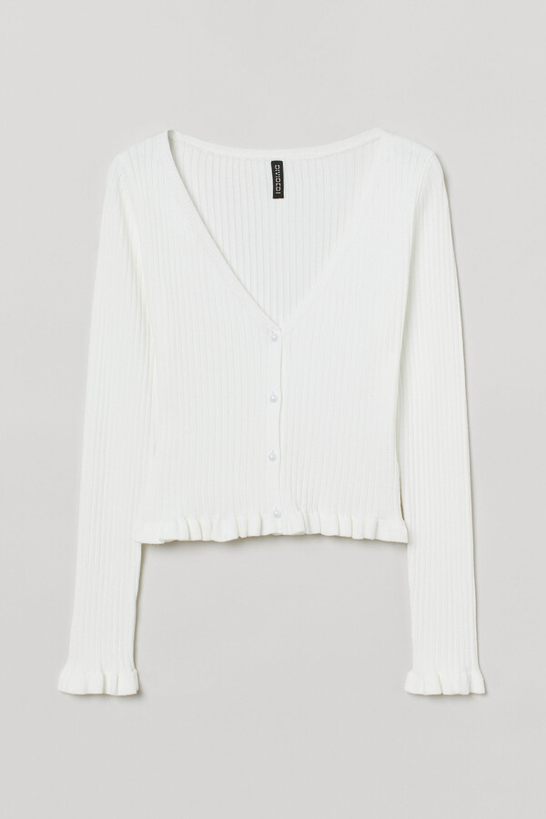 H&M V-neck cardigan
