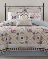 Echo Ibiza Reversible Queen Comforter Set
