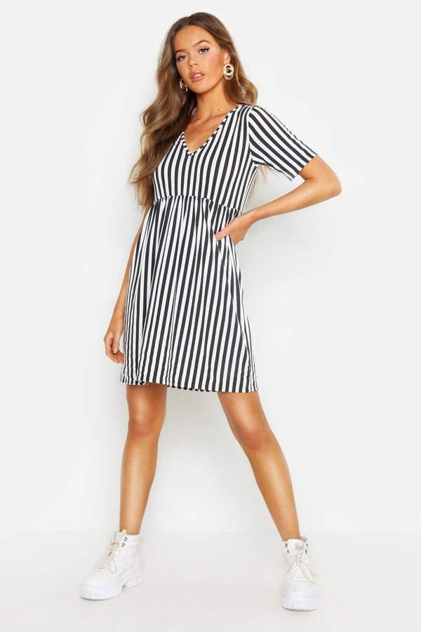 b59bf8ec5284 boohoo Striped Dresses - ShopStyle