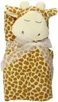 Angel Dear 29 x 29Inches Napping Blanket (Giraffe)