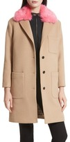 Rebecca Minkoff Women's Allegra Wool Blend Coat