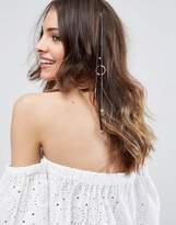 Asos Festival Charm Hair Strand