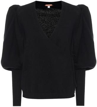 Johanna Ortiz Rivers Of Stillness cashmere sweater
