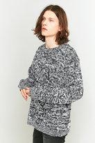 Cheap Monday Midnight Knit Mix Jumper