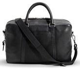 Shinola Men's Leather Briefcase - Black