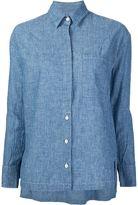 Frame 'Le Oversized' shirt