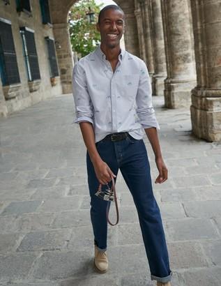Slim Fit Modern Oxford Shirt