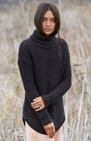 RVCA Esky Cowl Neck Pullover Sweater