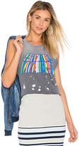 Junk Food Clothing Star Wars Tank in Charcoal. - size L (also in )