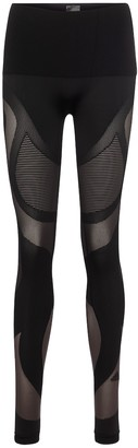 Wolford x adidas Sheer Motion leggings