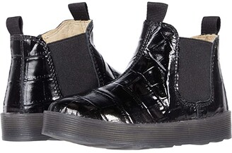 Naturino Falcotto Tarbell AW20 (Toddler) (Black) Girl's Shoes