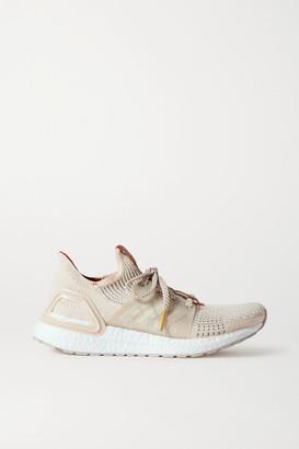 adidas Wood Wood Ultraboost 19 Primeknit Sneakers - Beige