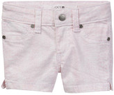 Joe's Jeans Croc Print Mini Short (Toddler Girls)