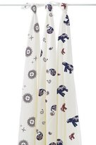 Aden Anais aden + anais Rayon from Bamboo Swaddle Blanket 3 Pack, Diwali by aden + anais