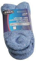 Dr. Scholl's Women's Weekend Crew Socks