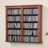 Prepac Wall-Mounted Media Shelf