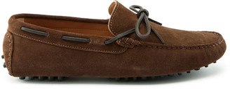 Hugs & Co Laced Driving Loafers