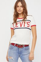 Levi's Leviâ€TMS Ringer Tee by at Free People