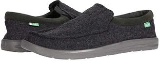 Sanuk Hi Bro Lite Wooly (Grey) Men's Shoes