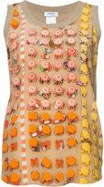 Akris Punto Riviera tank top - women - Cotton - 4