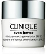 Clinique Even Better Skin Tone Correcting Moisturizer SPF20