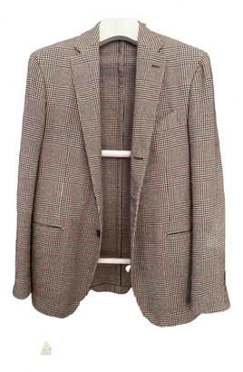 Lardini Multicolour Wool Jackets