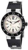 Bulgari Diagono Stainless Steel Watch, 36mm