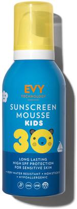 Evy Technology Evy Sunscreen Mousse SPF30 Kids