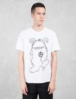 """Undercover A Monster"""" Graphic S/S T-Shirt"""