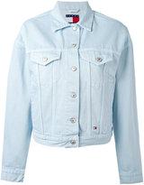Tommy Jeans flap pocket denim jacket