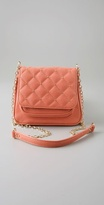 Hudson Quilted Cross Body Bag