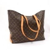 Louis Vuitton very good (VG Cabas Alto XL Monogram Canvas Shoulder Tote Bag