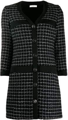 Sandro Paris tweed dress